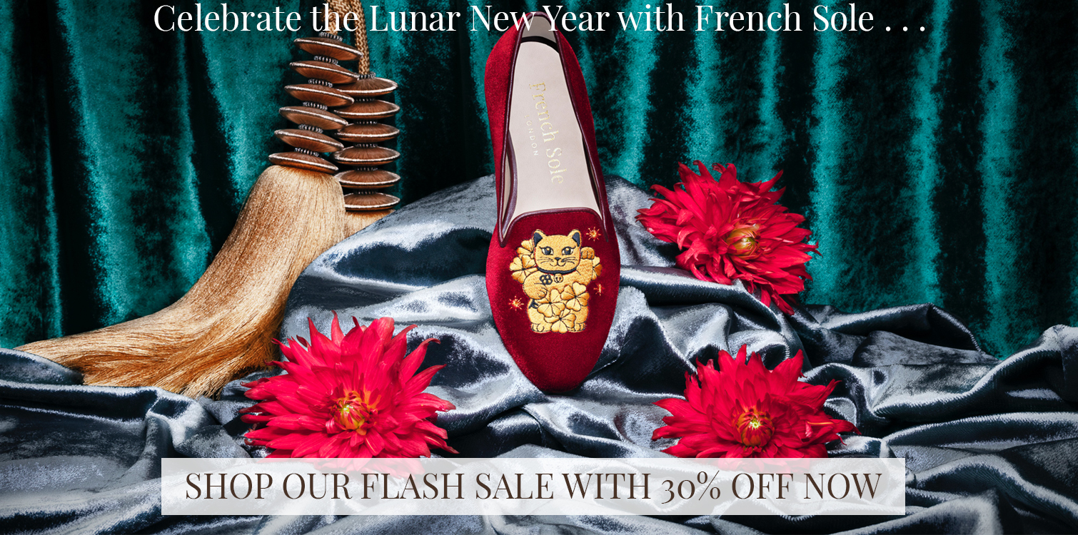 New Lunar Year – New Knee-High Boots!